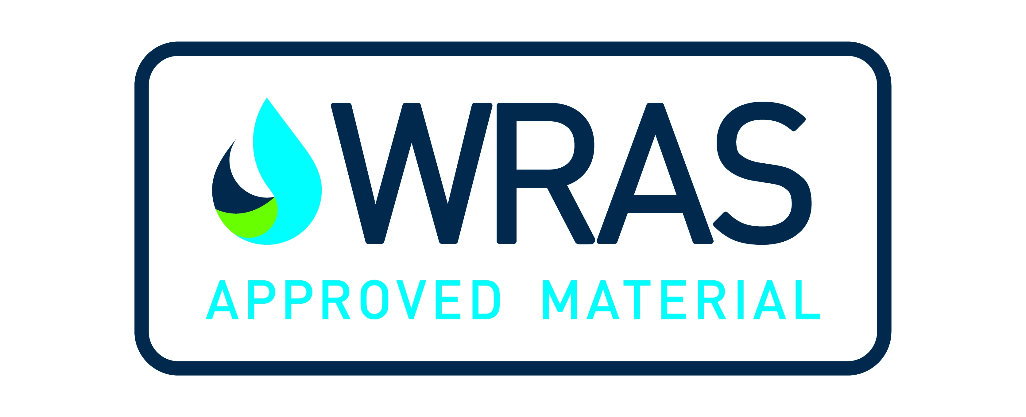 WRAS: Items which have passed full tests of effect on water Quality BS 6920